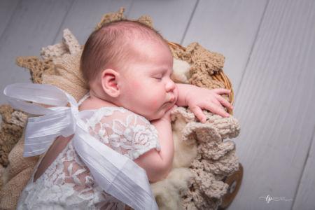 Petite danseuse endormi