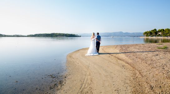 intimité des mariés