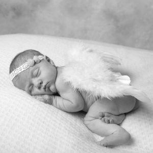 Petit ange endormi
