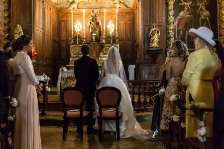 Mariage à la Chapelle