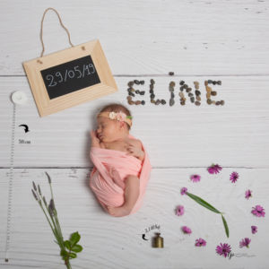 Naissance D'Eline