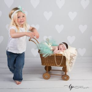 Juliette et sa petite soeur
