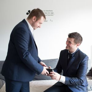 Cadeau témoin du marié
