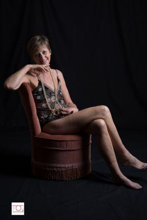 Photo thérapie de femme