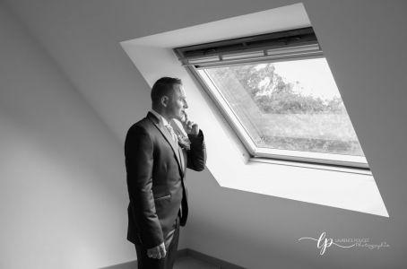 Réflexion du marié