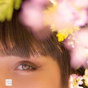 L'oeil de l'adolescente